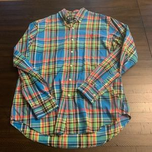 Polo Ralph Lauren Long Sleeve Brushed Twill Shirt